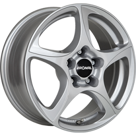 JANTE 8,0X18 RONAL R53 5/114,3 ET40 CRYSTAL SILVER RENAULT TRAFIC III