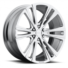 JANTE FOOSE WEDGE - F159 Chrome 22x9.5