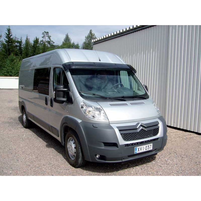 visiere fume citroen jumper fiat ducato peugeot boxer speed wheel. Black Bedroom Furniture Sets. Home Design Ideas