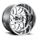 JANTE FUEL 4X4 US TRITON - D609 Chrome 20/22""