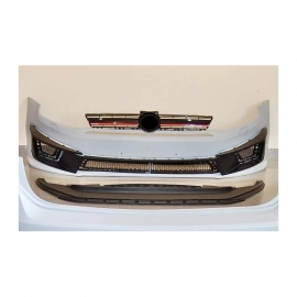 Pare-Choc Avant Volkswagen Golf 7 3/5P look R400 ABS Lave-phare
