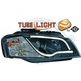 OPTIQUE AVANT TUBE LIGHT BLACK AUDI A3