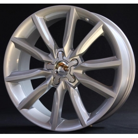JANTE AUDI TYPE A15 ALL ROAD SILVER 17/18P 5X112