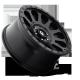"""JANTE 4X4 US FUEL VECTOR  D579  Matt Black 17/18/20"""""""