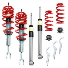 KIT COMBINE RED LINE Audi A4 B6 / B7 (8e) 1.6 / 1.8T / 2.0 / FSI / 2.4 / 3.0 / 1.9TDI / 2.5TDI  Quattro / Sport