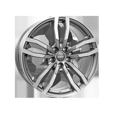 jante 9 5x21 alutec drivex 5 130 et53 ch71 6 gloss grey polish audi q7 cayenne speed wheel. Black Bedroom Furniture Sets. Home Design Ideas