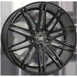 JANTE 8,5X20 SOLEIL LXN-1 5/120 ET45 CH74,1 DULL BLACK BMW X3