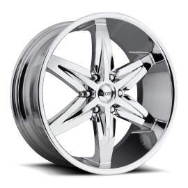 JANTE FOOSE SLIDER-F161 Chrome 22 x 9.5