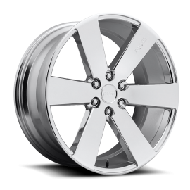 JANTE FOOSE SWITCH - F157 Chrome 20x9.5, 22x9.5