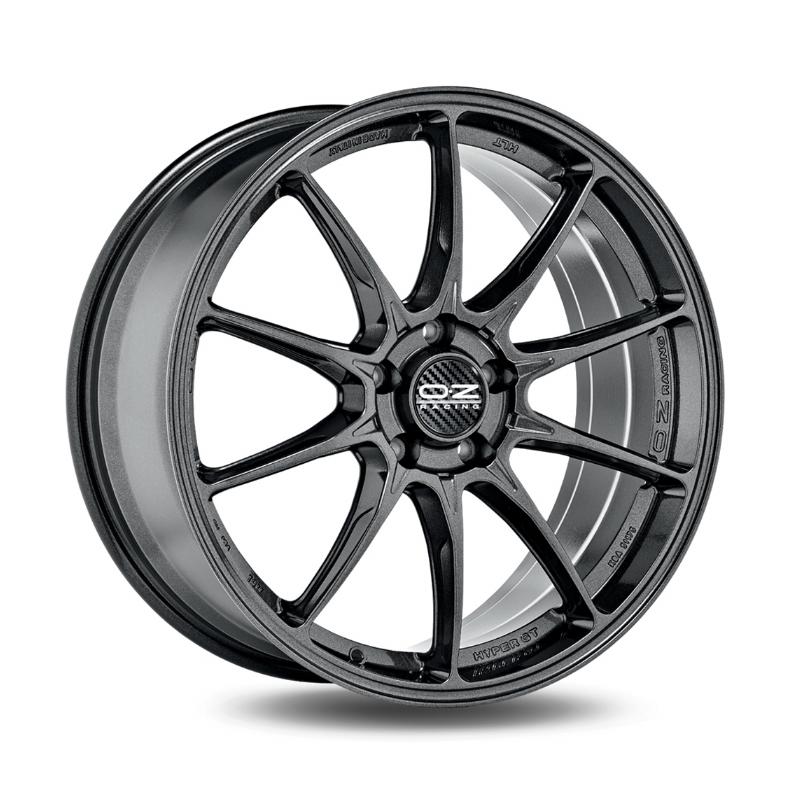 jante oz hyper gt gris 17 18 19 20 speed wheel. Black Bedroom Furniture Sets. Home Design Ideas