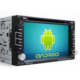 "AUTORADIO Media Station ANDROID 6,2"" Bluetooth GPS"