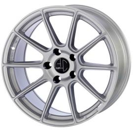JANTE AC Wheels - FF047 - 8.5 x 18 5X112 ET 35 Argent