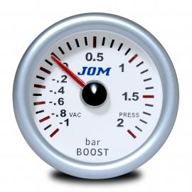 Manomètre, pression de suralimentation, boost