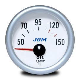 Manomètre, température d'huile
