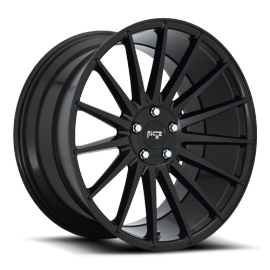 JANTE NICHE FORM - M214 GLOSS BLACK 20x8.5, 20x10