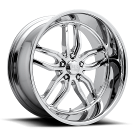 JANTE US MAGS C-TEN - U127 CHROME 22x8.5, 22x10.5