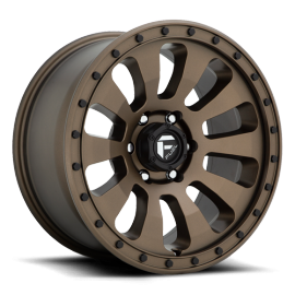 JANTE FUEL US 4X4 TACTIC D678 Bronze w/ Black Bolts 17/18/20""