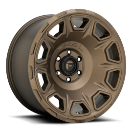 JANTE FUEL US 4X4 VENGEANCE D687 Bronze 17/20""