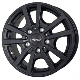 JANTE BROCK RC25T BLACK MATT 6,5X16 5X160 ET 55 65,1 FORD CUSTOM
