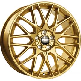 JANTE CMS C25 GOLD 7X17 5/112 ET49 57,1