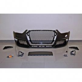 Pare-Choc Avant Audi A4 B8 13-16 Look RS4