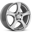 """JANTE RONAL R55 SUV ARGENT METAL 17/18/19/20"""""""