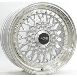 JANTE DIVERSEN RS601 Silver / Polished 7,0X16 4/100 ET35 73,1