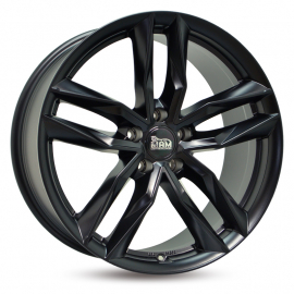 "JANTE MAM RS3 MATT BLACK PAINTED 8,0 x 18"" 5X112 ET45 66,6"