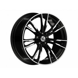 JANTE 1000 MIGLIA MM055 17x7 5x120 ET 34 72,6 BLACK POLISHED