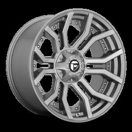 JANTE FUEL 4X4 RAGE D713 Platinum 20x10