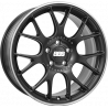 JANTE BBS CHR DULL BLACK POLISHED 8,5X18 5X112 ET47 82,0