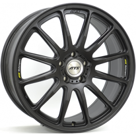 JANTE ATS GRID 	Dull Black / Polished  8,5X19  5X112 ET48 70,1