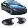 Coques de rétroviseurs carbone sport à échanger pour BMW Série 3 E92 Coupé E93 Cabrio 06-10