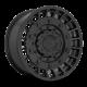 JANTE FUEL 4X4 MILITIA  D723 Matte Black 17x9 / 20x9 / 20x10 5 / 6 / 8 T