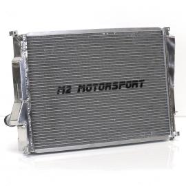 RADIATEUR EN ALLIAGE D'ALUMINIUM BMW E46 01-06 | M2 MOTORSPORT