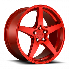 JANTE ROTIFORM WGR CANDY RED 8,5X19 5X112 / 9,5X19 5X112