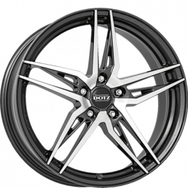 JANTE DOTZ TUNING INTERLAGOS DARK 7,5 X 17 | 7,5 X 18 | 7,5 X 19