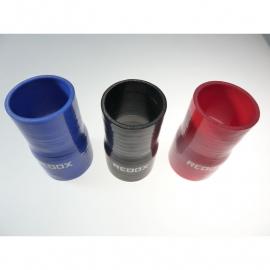 Réducteur silicone droit REDOX diamètres intérieur 51-63 longueur 125