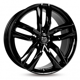 JANTE MAMRS3 8,5x19 5/112 ET45 66,6 BLACK PAINTED