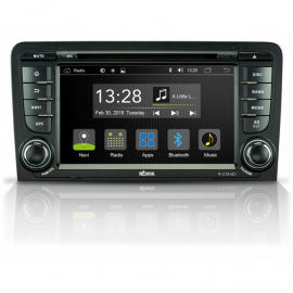 AUTORADIO RADICAL ANDROID AUDI A3