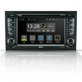 AUTORADIO RADICAL ANDROID AUDI A4