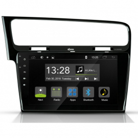 AUTORADIO RADICAL  ANDROID VW GOLF 7