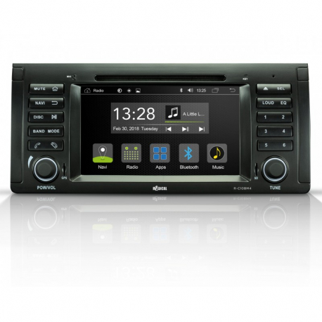 AUTORADIO RADICAL ANDROID BMW X5