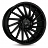JANTE KESKIN KT17 11Jx21 5/120 ET38 74,1 MATT BLACK PAINTED