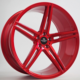 JANTE FORZZA BOSAN CANDY RED 10,5X22 5X112 ET38 66,6