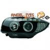 Kit de projecteurs principaux 04-11 BLACK LED BMW E81/82/87/E88) 04-11