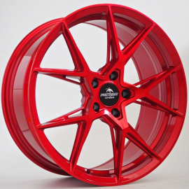 JANTE FORZZA OREGON CANDY RED 9,5X19 5X120 ET 38 72,6