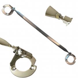 Barre anti-rapprochement en aluminium réglable pour SLK R171  2004-2011