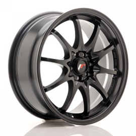 JANTE JR Wheels JR5 17x7,5 ET35 4x100/114,3 Matt Black