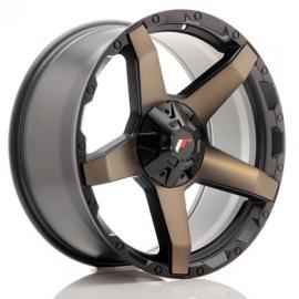 JANTE JR Wheels JRX5 20x9 ET20 6x139.7 Titanium Black